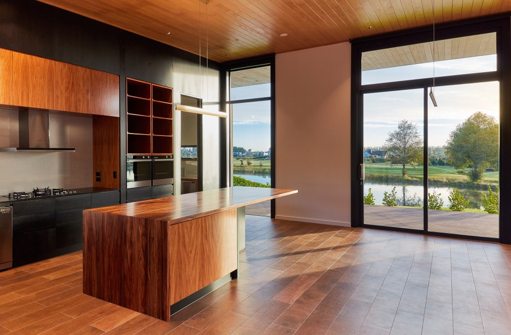 Clearwater architecture kitchen view